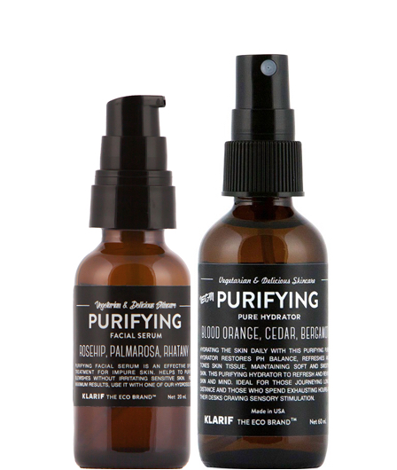 klarif purifying duo orange
