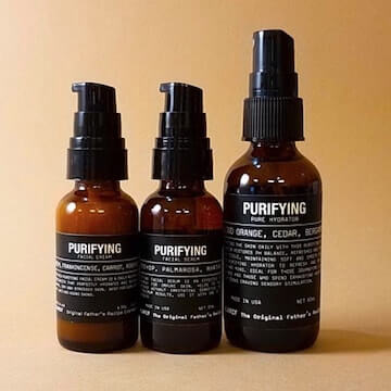 KLARIF PURIFYING TRIO ORANGE