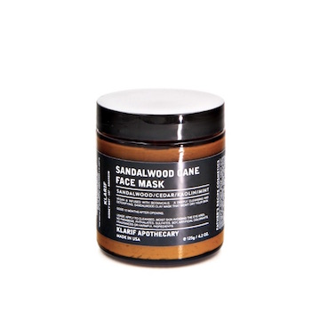 Sandalwood Clay Mask